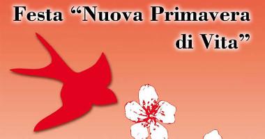 """Sabato 19 marzo 2005: """"Nuova Primavera di Vita"""""""