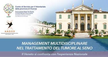 MANAGEMENT MULTIDISCIPLINARE TRATTAMENTO DEL TUMORE AL SENO