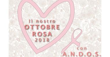Ottobre rosa con l'A.N.D.O.S. onlus – partnership tra Amoena, Kiabi e la sua Fondazione ed A.N.D.O.S. onlus